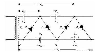 什么是倍压整流电路_倍压整流的工作原理