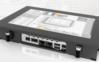 貝加萊推出新型處理器,集控制器與多點觸控HMI于一體