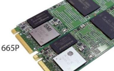 英特尔发布SSD 665p,闪存密度大且跑分快
