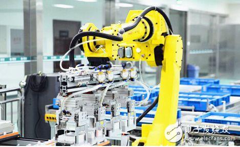 关于工业机器人的电动机该如何选用