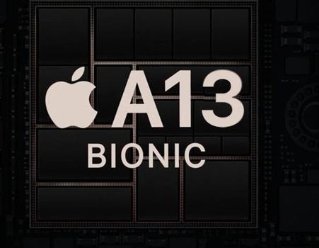 苹果iPhone 11 Pro系列手机搭载A13...