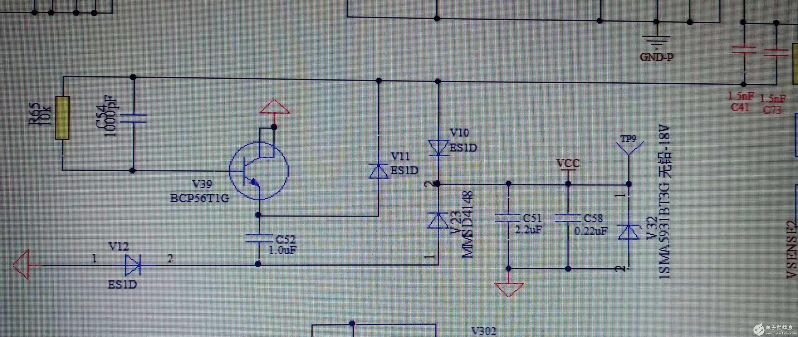 請問這個電路的功能是什么?