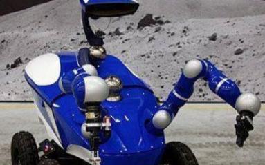 未来机器人将协助宇航员一起进行太空探索
