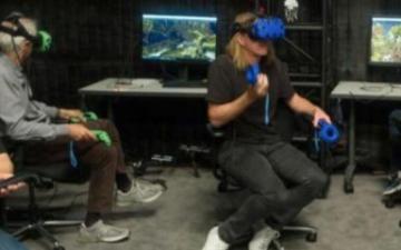 盘点5种最前沿的虚拟现实技术