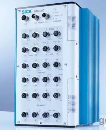 基于一种SICK AppSpace生态系统的SIM4000传感器集成控制器方案