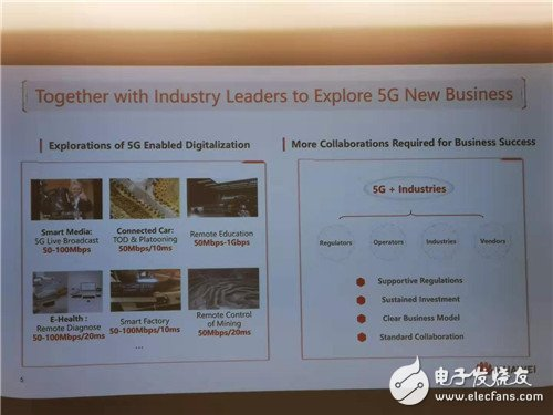 5G发展中的具体技术和业务挑战详细解读