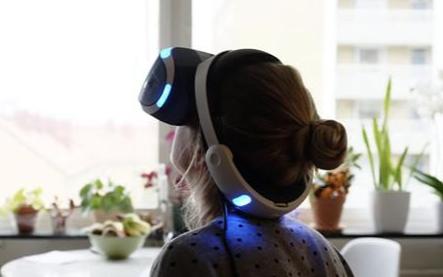 苹果的AR眼镜将能够解决虚拟现实的一个发展难题