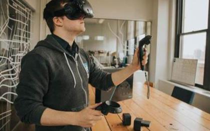 5G時代下虛擬現實產業將得到加速發展