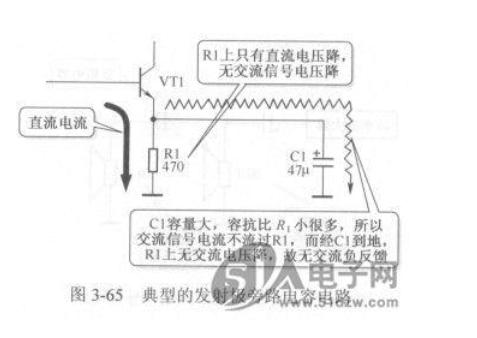 发射极旁路电容的作用及工作原理