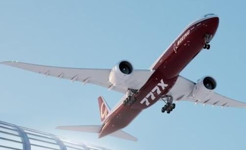 波音表示777-8宽体客机的服役日期将取决于客户的需求