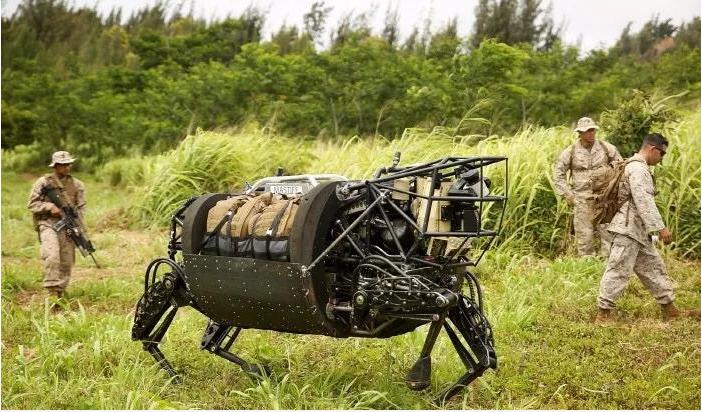 军用AI技术会把人类毁灭吗