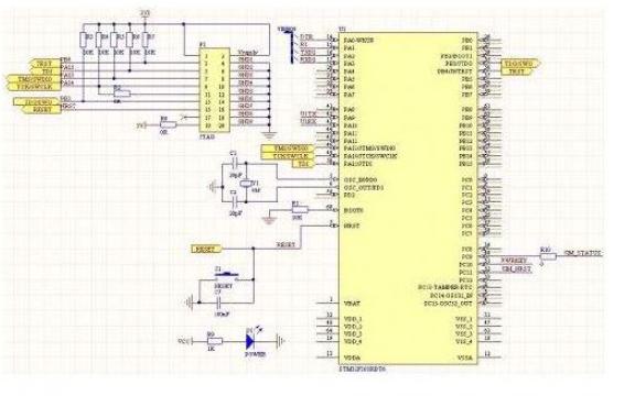 基于STM32F103单片机设计的MP3的工程文件和源代码免费下载