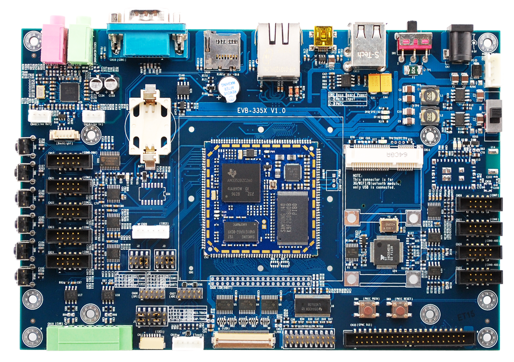 COM-335X产品特性及亮点分析