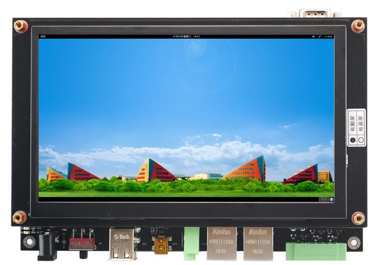 EAC-LCD70L接口定义和规格