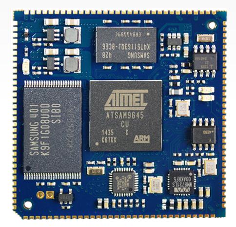 SAM9G45工业级芯片八大特性