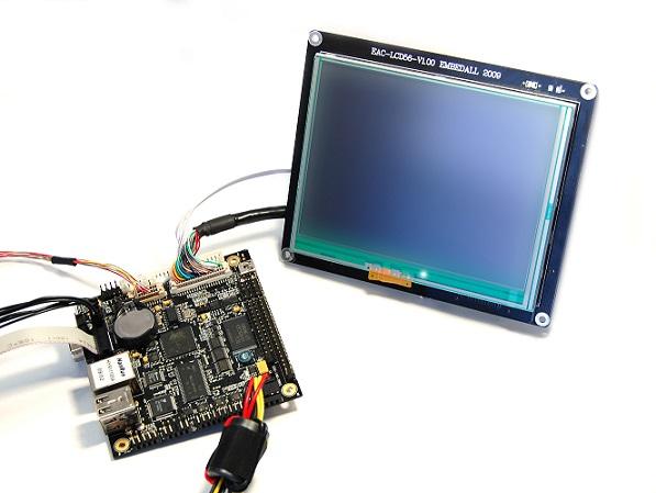 盈鹏飞科技EAC-LCD56液晶模块相关信息介绍