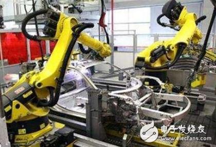 多台工业机器人协同工作会有怎样的效果