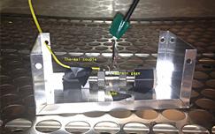 精密箔微调电位器用于流体的热压测量