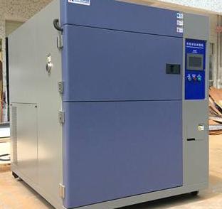 高低温冲击试验箱的运行控制系统及结构特点