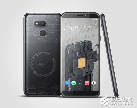 HTC新款区块链手机Exodus 1s发布,新增添了一些加密技巧