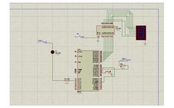 使用单片机设计的秒表程序和仿真等工程文件免费下载