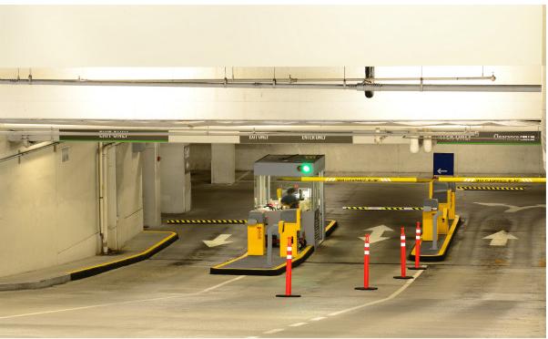 智慧停车是由什么技术支撑的