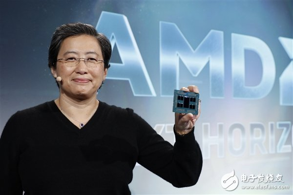 AMD预计2020年会在服务器处理器