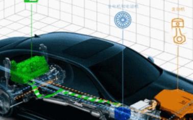 电动汽车是利用发动机来实现12V车载供电吗