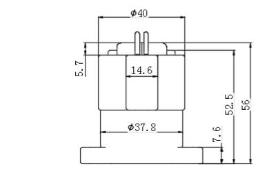 NVR6V-100Y直流继电器的数据手册免费下载