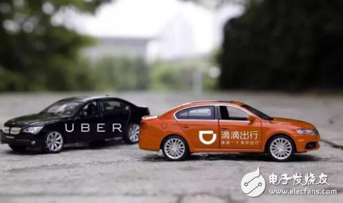 Uber与滴滴自动驾驶军备赛对比 掌握先机非常重要