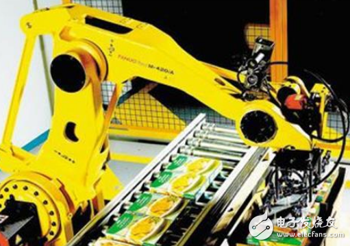未来我们的食品会是工业机器人制造的吗