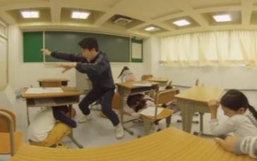 日本为了让人们了解如何应对地震而发布了VR地震体...
