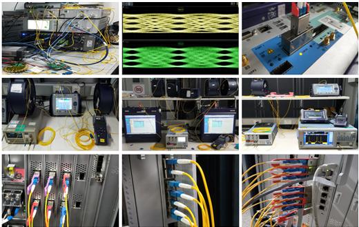 5G承载光模块第二次测评项目已正式完成