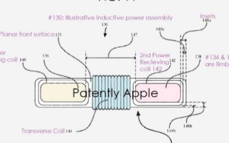 苹果的新专利揭示最新的无线充电系统