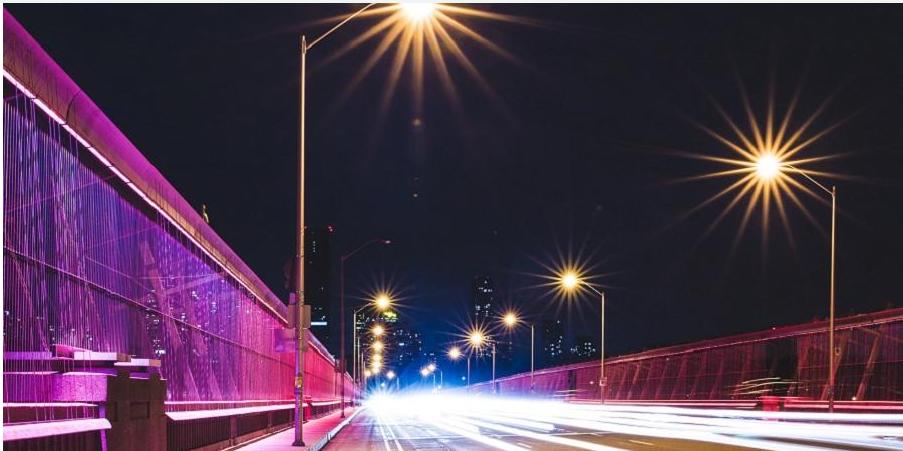 智慧路灯对于智慧城市来说是怎样的位置