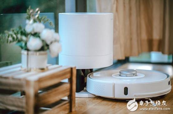 联想推出全球首款自动集尘的扫拖一体机器人