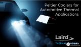 Peltier冷却器在智能汽车前照灯系统的应用