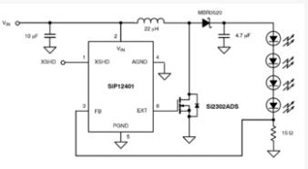 常见的几种LED驱动方式解析