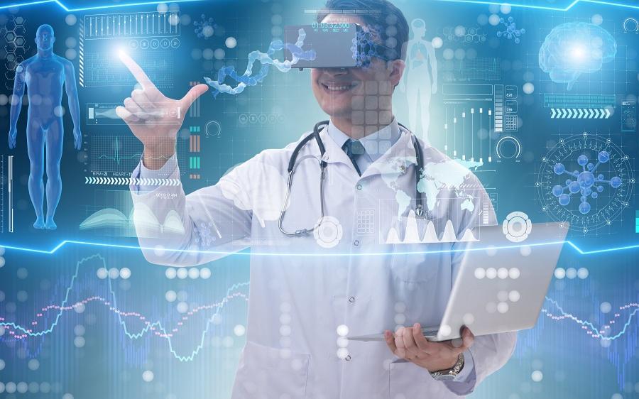 """""""联邦学习""""或将推动AI在医疗行业加速落地?"""