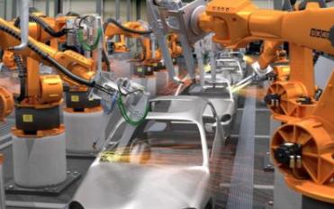 工业机器人避障主要用到了哪些传感器
