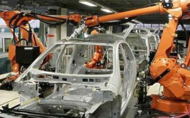 工业机器人将成为未来智慧工厂的标配
