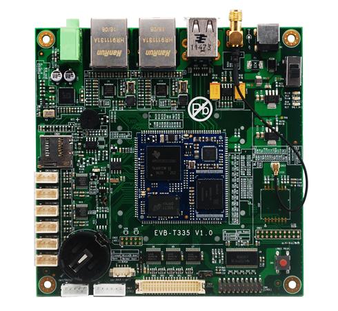 EVB-T335功能框图及产品参数介绍