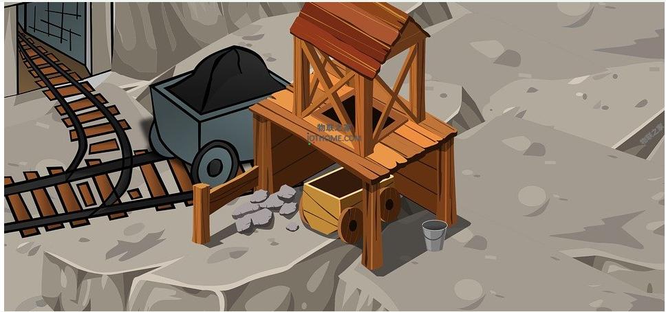 物联网怎样助力采矿安全