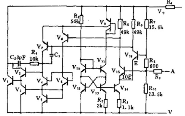 LM135系列温度传感器的原理和应用详细说明