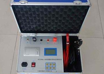 回路電阻測試儀的特點和分類