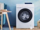 米家变频滚筒洗衣机10kg1F开启预售
