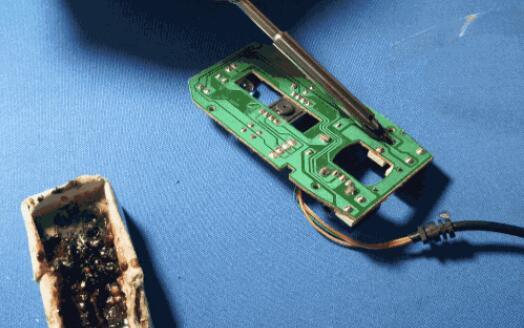 电烙铁不发热怎样维修