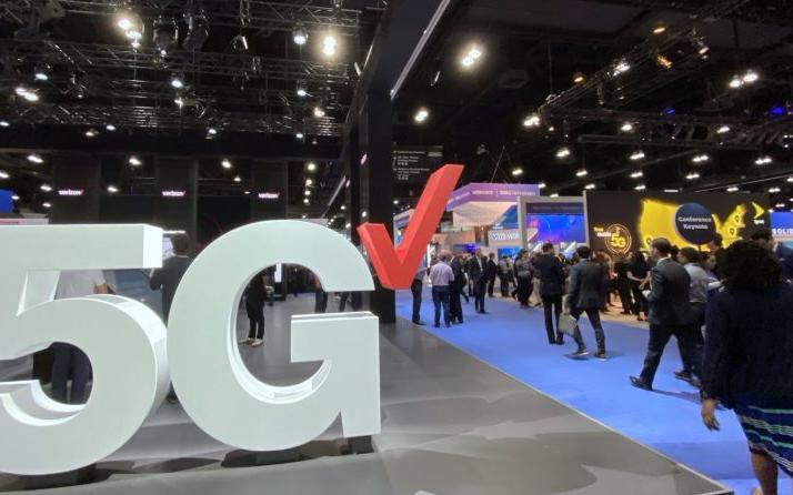 在美国洛杉矶MWC上,5G和XR是最大的两个主题