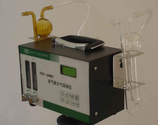 智能双气路大气采样仪的功能特点及技术参数