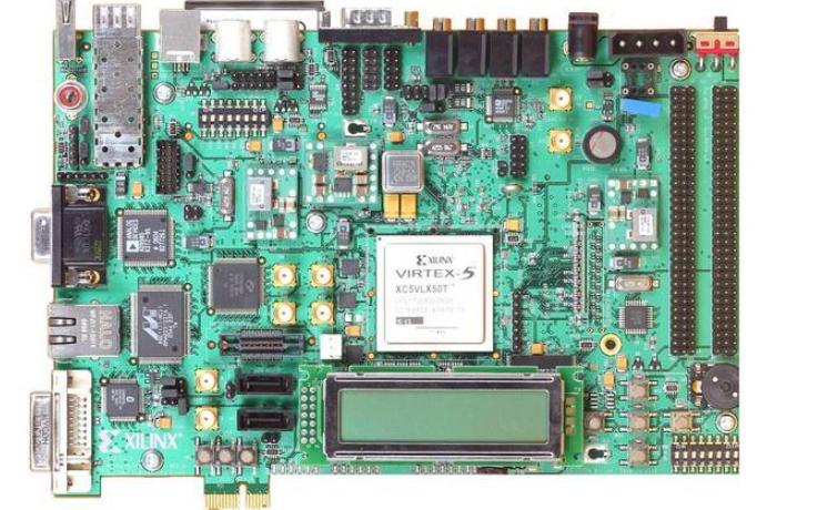 Virtex-5系列FPGA CLB芯片的数据手册免费下载